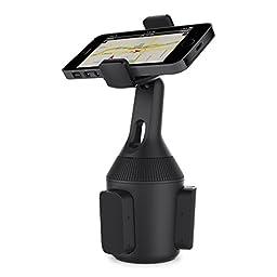 Belkin Car Cup Holder Mount for Smartphones - Black