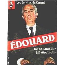 Le Crapouillot n° 53/ nouvelle serie / edouard de balladur I° au balladurdur