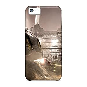 Fashion Tpu Case For Iphone 5c- Colin Mc Rally Full Hd Defender Case Cover