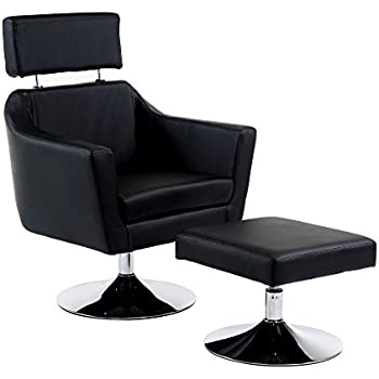 Amazon Com Cloud Mountain Modern Leisure Tv Chair And