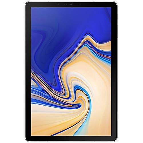 Samsung Galaxy Tab S4 64GB, 4GB RAM (WiFi + Cellular) 10.5″ sAMOLED Display, SM-T835, Global 4G LTE Tablet & Phone GSM Unlocked w/S Pen- International Model (Gray)
