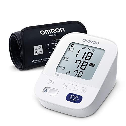 🥇 OMRON Healthcare X3 Comfort Monitor de Tensión Arterial