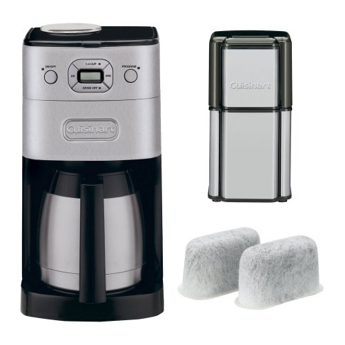 Cuisinart Coffee Maker Filter Canadian Tire : Cuisinart DGB-650BC Grind & Brew Thermal Coffeemaker + Grind Central Coffee Grinder (Refurbished ...