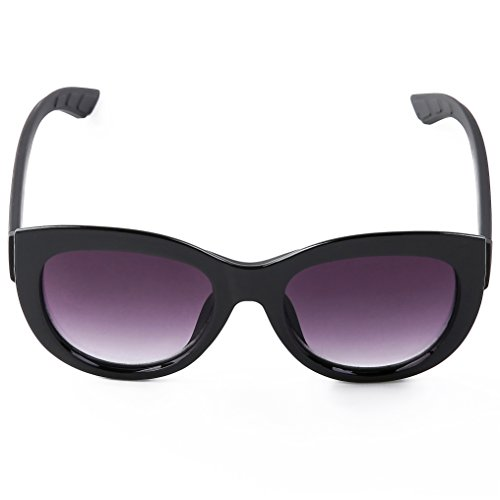 Sunny&Love Retro Unique Cat Eye Circle Lens Tortoise - Sunglasses Eye Circle Cat