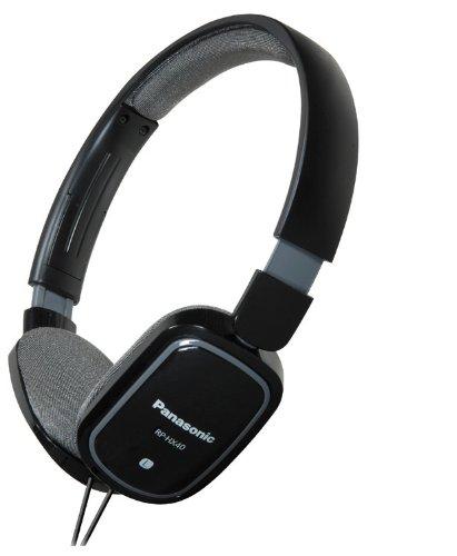 Panasonic RPHXC40K Headphones Monitor, -
