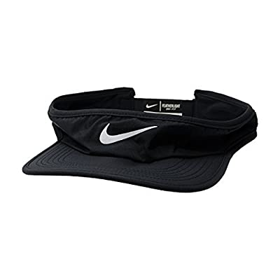 NIKE Unisex Featherlight Adjustable Visor Hat