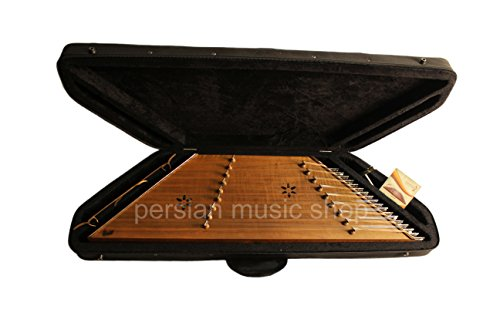 Quality Santoor Santour Santur Dulcimer Golchin with a Hard Case and Accessories by Golchin