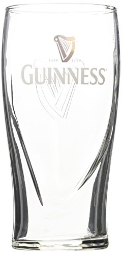 Luminarc Licensed Guinness Gravity 20 Ounce Single Beer Glass