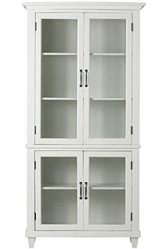Home Decorators Collection Martin Glass Bookcase 72quot