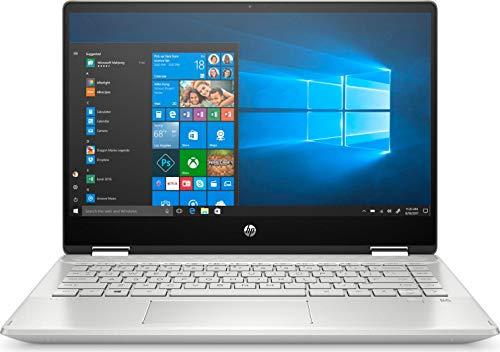 HP Pavilion x360 14-dh0038nl Silver Hybrid (2-in-1) 35.6 cm (14″) 1920 x 1080 pixels Touchscreen 8th gen Intel® CoreTM i3 i3-8145U 8 GB DDR4-SDRAM 256 GB SSD