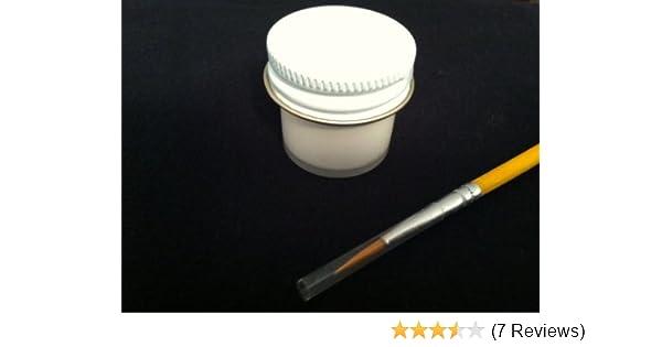 Amazon.com: Porsche 911 X1 Arctic Silver Metallic Professional Touch Up Paint Kit: Automotive