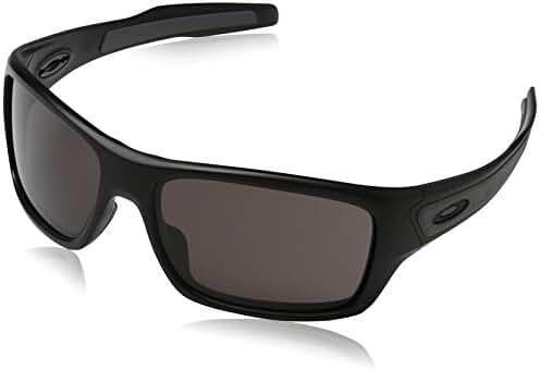 Oakley Men's Turbine Rectangular Sunglasses