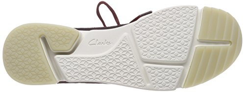 Low Clarks WoMen Top Sneakers Tri Native Red wwFqPZxC