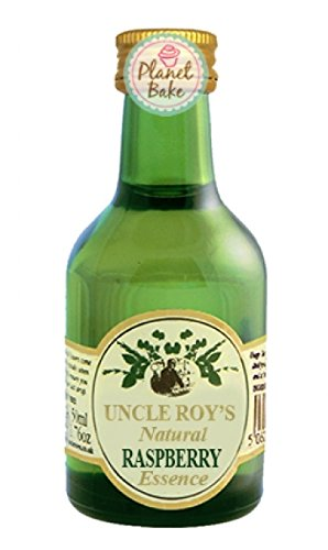 Uncle Roys Natural Essence, Raspberry, 1.75 Ounce - Chocolate Cake Raspberry Sauce