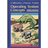 Operating System Concepts, Silverschatz, Abraham and Peterson, James L., 020151379X