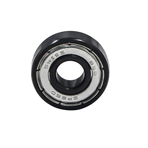 Rodamientos de skateboard de precisión Antrader 608-RS Rodamientos de cerámica premium de 8x22x7 mm
