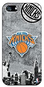 The Newest NBA New York Knicks Terms Iphone 5/5s Case Cover for Sport Fans Club by mcsharks