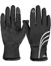 HiCool Touchscreen-Handschuhe, Touch Gloves Smartphone Handschuhe für Radfahren, Motorradfahren, Wandern und andere Outdoor-Aktivitäten