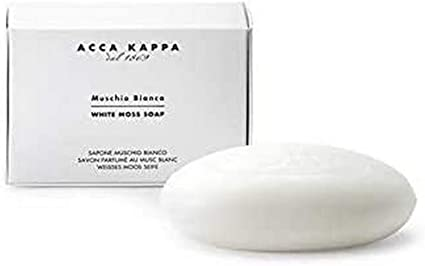 níquel administración Th  Amazon.com: ACCA KAPPA Vegetable Soap, White Moss 5.3 oz (150 g): Health &  Personal Care
