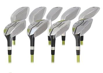 Forgan iHY Golf Club Hybrid Combo Iron Set 3-SW