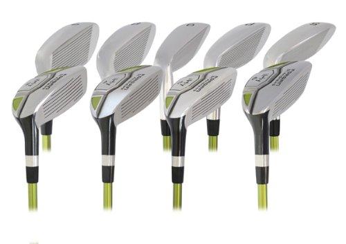 Forgan iHYゴルフクラブハイブリッドコンボアイアンセット3-sw B00506QIVY レギュラー Left
