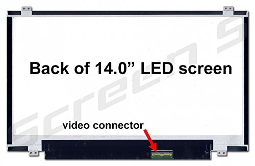 Lenovo IDEAPAD S400 SERIES Replacement Screen for Laptop LED HD Glossy