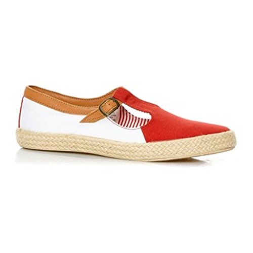 Donna Pointer Sneaker Pointer Rosso Sneaker rosso UxtwqUEr5