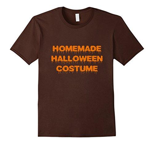 [Mens Homemade Halloween Costume T-Shirt 3XL Brown] (Mens Homemade Halloween Costumes 2017)