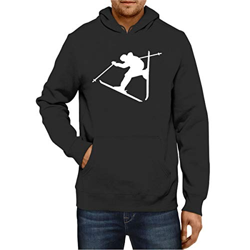 dies Freestyle Skiing Funny Lifestyle for Men Women Gift ()