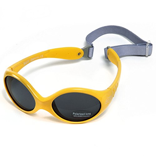 a9b0133b02 Baby Toddler Sun-glasses With Strap 100% UV Block (S  6-