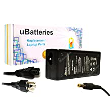 UBatteries AC Adapter Charger Toshiba Satellite P205-S6337 - 19V, 65W