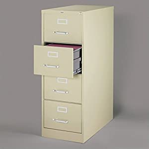 4 Drawer Commercial Legal Size File Cabinet Finish: Putty