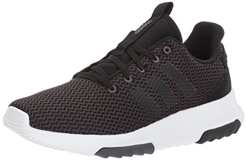 adidas Men's Cloudfoam Racer TR running Shoes , utility black/black/white, (10 M US)