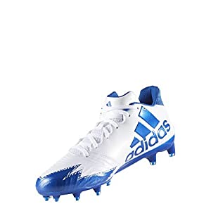Adidas Freak X Carbon Low Cleat Men's Football 11 White-Collegiate Royal