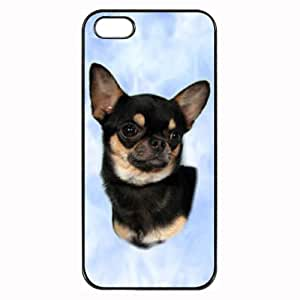 """Custom """" Details about Chihuahua Dog Hard Case Clip on Back Cover for i-Phone 5/5S"""