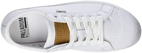 white Sneaker Og Pallaphoenix Bianco Donna 420 Leather Palladium qOYTw5tq