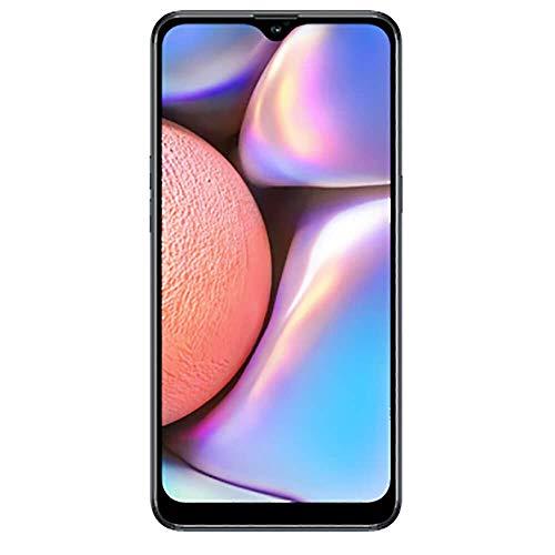 Samsung Galaxy A10s (32GB, 2GB RAM) 6.2 HD+ Infinity-V Display, 13MP+2MP Dual Rear Camera+8MP Front Facing Camera- 4G LTE Dual SIM GSM Factory Unlocked A107M/DS (Latin Specs M (Black, Dual SIM)