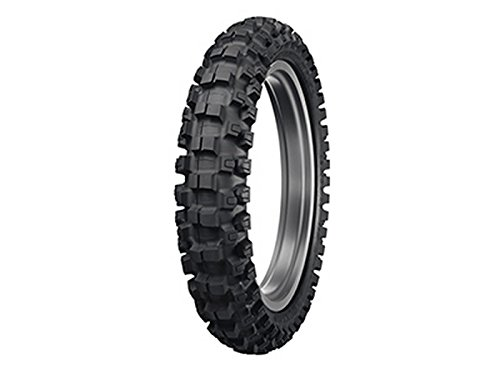 Dunlop Tires Geomax MX52 Intermediate/Hard Rear Tire - 70/100-10, Position: Rear, Rim Size: 10, Tire Application: Hard, Tire Size: 70/100-10, Tire Type: Offroad, Load Rating: 41, Speed Rating: J