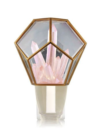 (Bath and Body Works Crystal Terrarium Nightlight Wallflowers Fragrance)