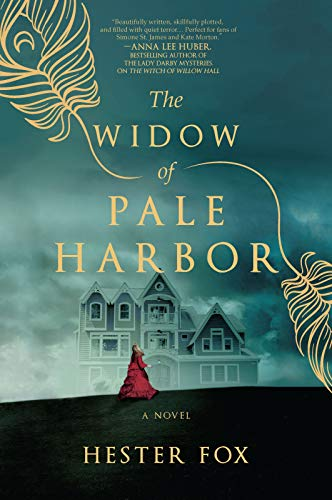 The Widow of Pale Harbor by [Fox, Hester]