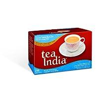 Tea India Orange Pekoe Black Tea, 216 Round Teabags, Net Weight of 24 Ounce, 8 Count