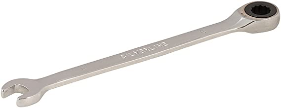 Llaves combinadas con carraca Silverline 675226 14 pzas 8-24 mm