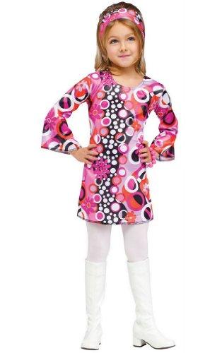 Feelin' Groovy (Small 24mo 2T) - Toddler Feelin Groovy Dress