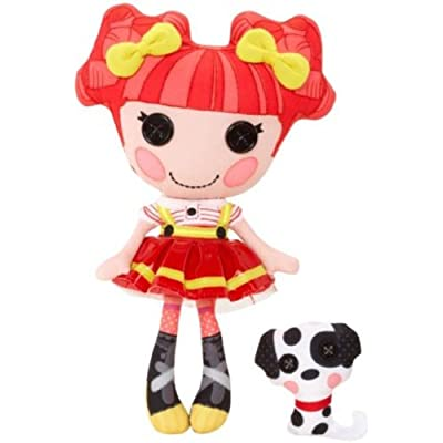 Lalaloopsy Soft Doll - Ember Flicker Flame: Toys & Games