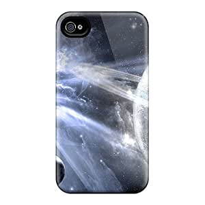 Zheng caseExcellent Design Light Of Universe Case Cover For Iphone 4/4s