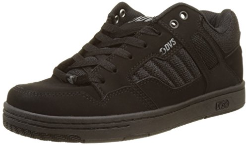 125 Shoe Skate Leather Black DVS Enduro Men's ITqAEA