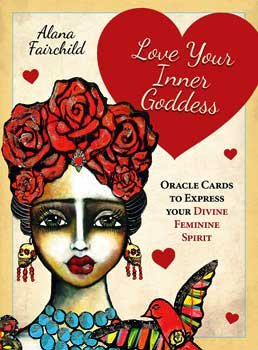Fortune Telling Tarot Cards Love Your Inner Goddess Oracle Deck Tune Into Your Intuition U.S. Games Systems Inc.