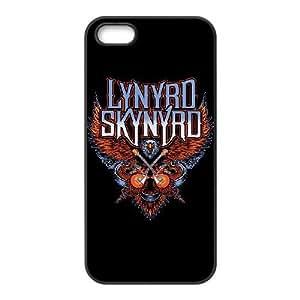 iPhone 5,5S Phone Case Black LYNYRD SKYNYRD BVGJ8792889