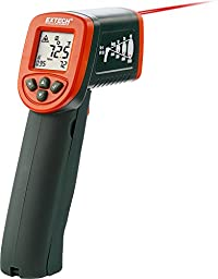 Extech IR267 Mini InfraRed Thermometer with Type K