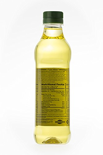 Simply Sunflower - All-Natural Sunflower Oil - Cooking Oil - 16 oz. Bottle 2 Simply Sunflower all-natural sunflower oil is a great alternative to traditional vegetable and canola oil for everyday cooking. This healthy oil is naturally high in vitamin E, it has a very high smoke temperature yet still maintains a light, distinctly nutty flavor found only in sunflowers. Sunflower oil is as great option for those who are health conscious.